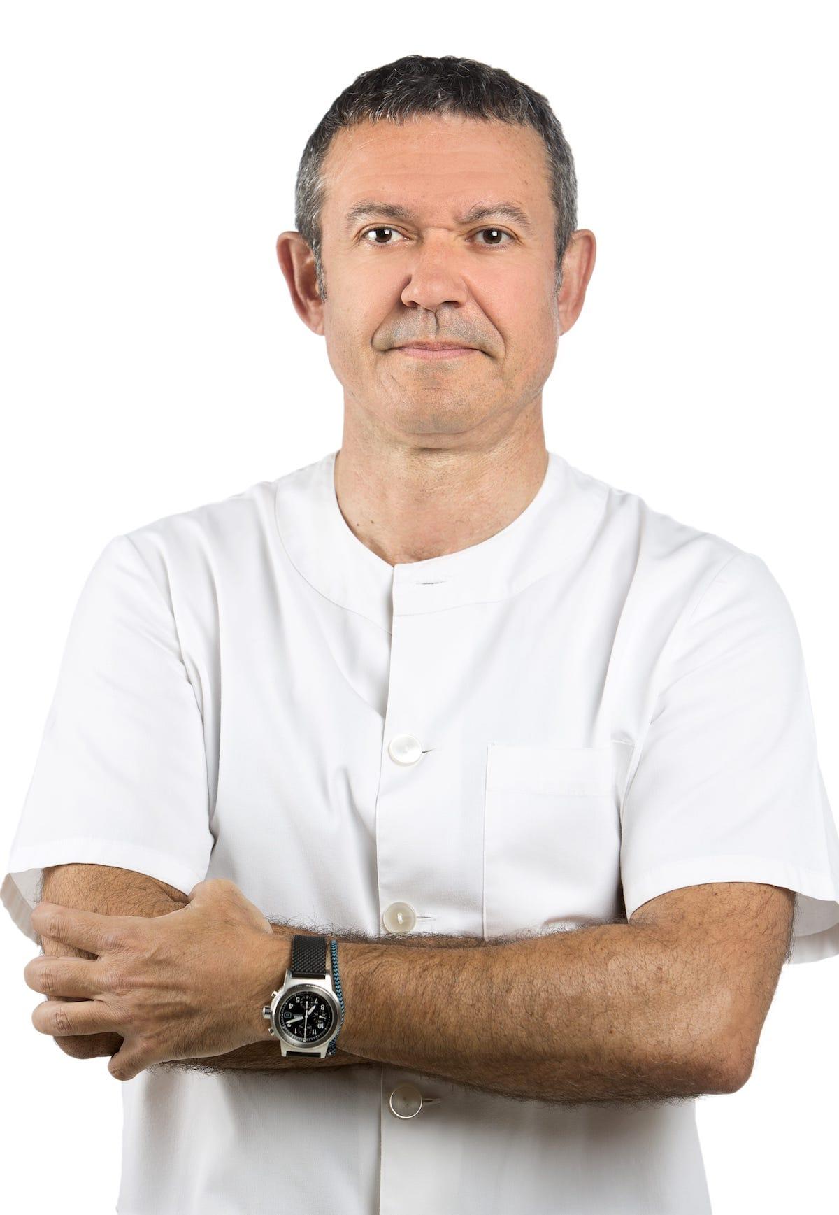 curriculum dr. Juan José Cervantes